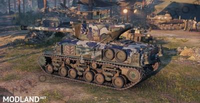Avalon's M-51 Super Sherman 1.5.0.0-0 [1.5], 1 photo